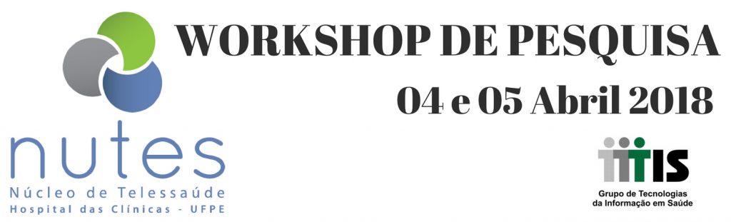 Workshop de Teses e Dissertações